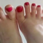 Amateur pieds sexy 30