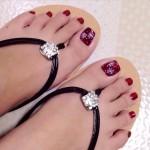 Amateur pieds sexy 39
