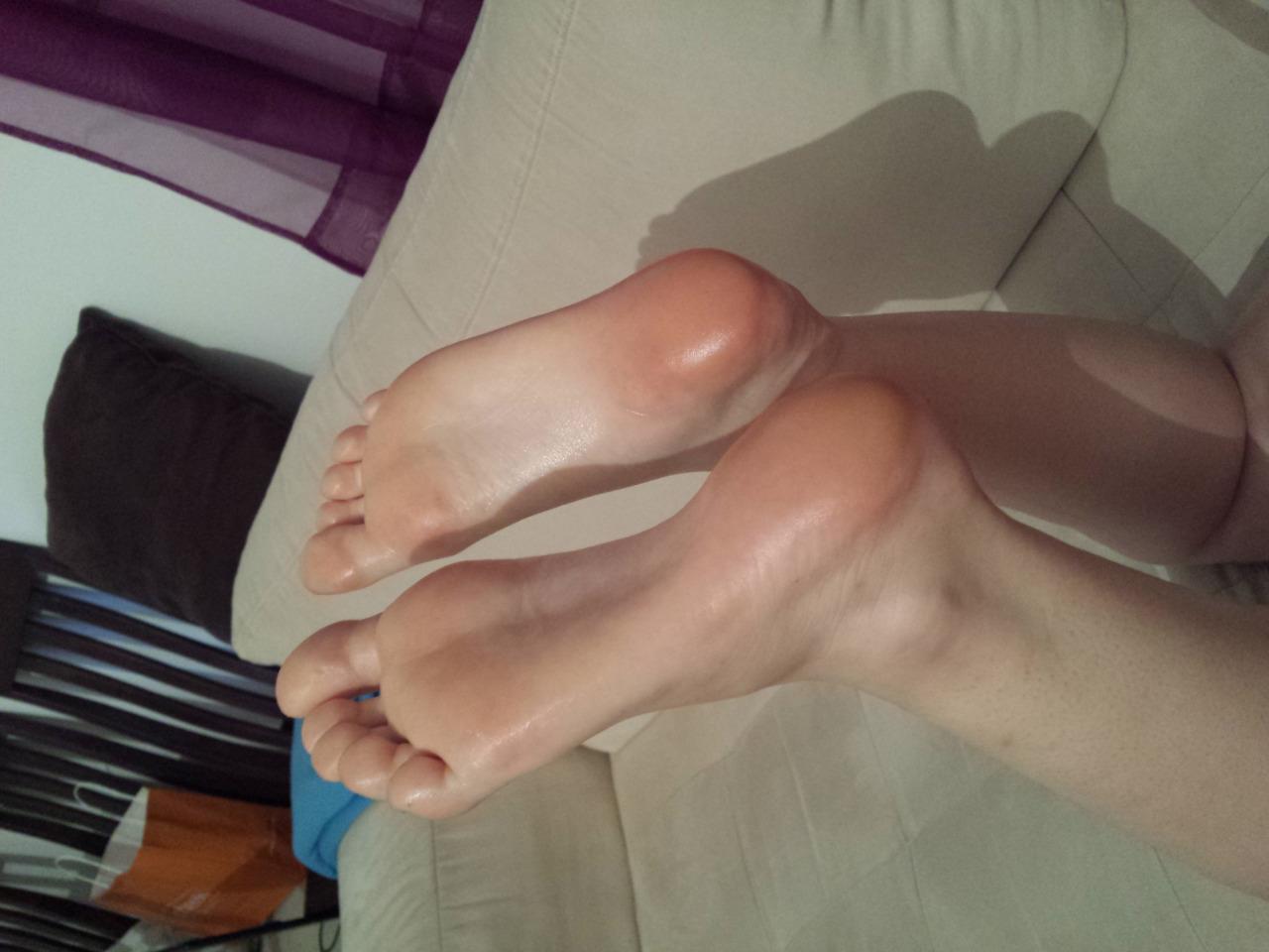 Amateur pieds sexy 54