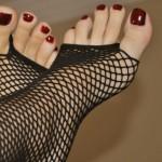 Amateur pieds sexy 56