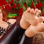 Amateur pieds sexy 61