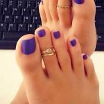 Avoir des pieds sexy 24