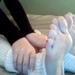 Avoir des pieds sexy 34