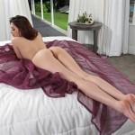 Belle fille avec des pieds sexy 05