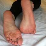 De longues jambes et pieds sexy 13