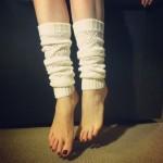 De longues jambes et pieds sexy 24
