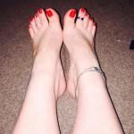 De longues jambes et pieds sexy 33