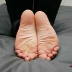 De longues jambes et pieds sexy 43