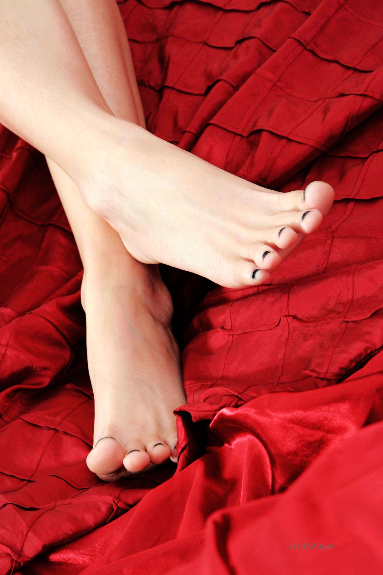 De longues jambes et pieds sexy 62