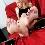 Doigts de pieds sexy 36