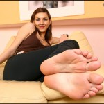 Fans de pieds féminins et de chaussures sexy 27