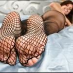 Fans de pieds féminins et de chaussures sexy 45