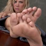 Fetichisme du pied de femme 10