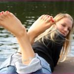 Les jolis pieds féminins 54