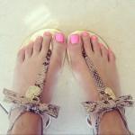 Petits pieds sexy 10