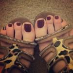 Petits pieds sexy 13
