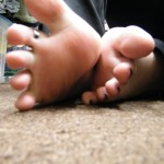 Pieds et positions sexy 12