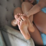 Pieds et positions sexy 13