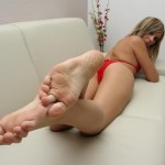 Pieds sexy de ma femme 06