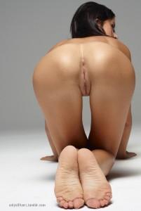 Pieds sexy de ma femme 10
