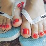 @focu_in_feet  #pés #pezinhos #pésfemininos