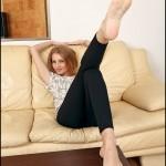 Sexy fétichisme du pied filles 39