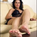 Sexy fétichisme du pied filles 49