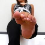 Sexy fétichisme du pied filles 68