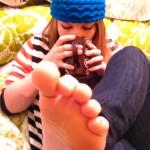 Sexy jolies filles pieds 09