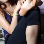 Sexy jolies filles pieds 30