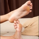 Sexy jolies filles pieds 52