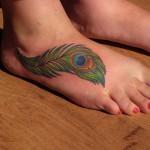 pieds sexy du web de femme en collants 05